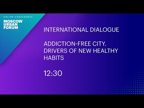 Addiction-Free City. Drivers of New Healthy Habits