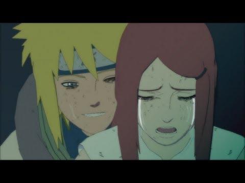 Minato And Kushina's Death - Naruto Shippuden Ultimate Ninja Storm 3