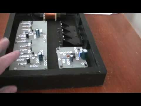 Make a VLF Converter for listening to SAQ, MSF, DCF77 etc