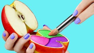 17 Weird Ways To Sneak Makeup Into Class / Back To School Pranks - Video Youtube