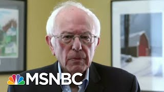 Bernie Sanders Announces The Suspension Of His Presidential Campaign   MSNBC