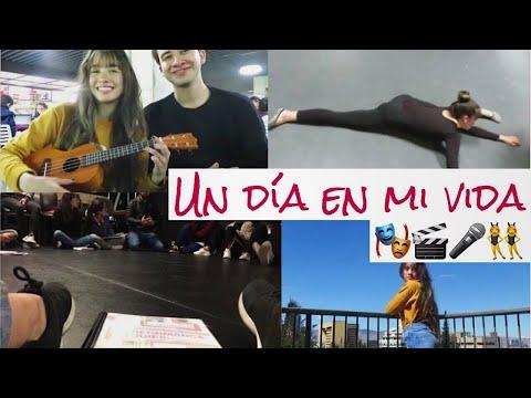 Un DIA EN MI VIDA estudiando ARTES ESCÉNICAS | Juli Ramos♡