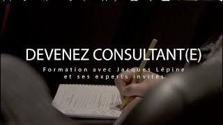Vous voulez rentabilisez vos acquis? Devenez consultant(e). Formation le 19 mai à Montréal pour vous
