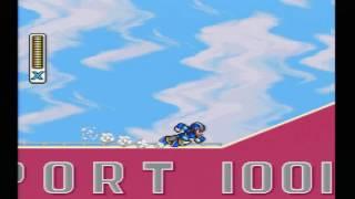 Mega Man X Speedrun In 31:18