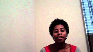 """""""Your Joy""""- Chrisette Michele (Cover by Shatera Hillyer)"""