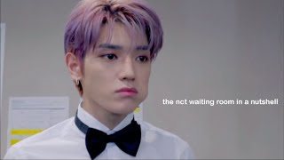 nct being chaotic backstage