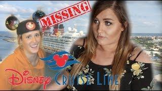 WHERE IS Rebecca Corriam?! Cruise Ship COVER UP?!