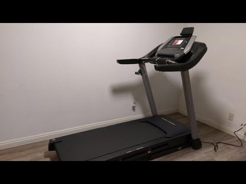ProForm 505 CST Treadmill Review 2019