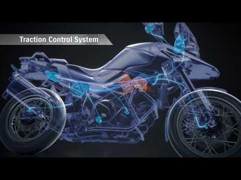 2020 Suzuki V-Strom 1050XT in Goleta, California - Video 3