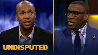 David West thinks the Lakers will be too much for the Clippers in playoff series | NBA | UNDISPUTED