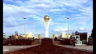VLOG: Казахстан. Астана. Куда можно сходить?