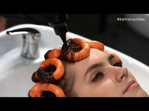 Łopianu olej włosy przed po