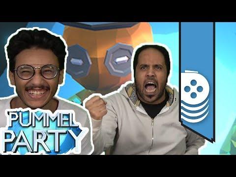 ألعاب نلعبها: الخيانات من بدري!! Pummel Party