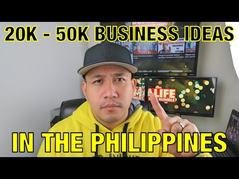 , title : '20K - 50K Business Ideas You Can Start in the Philippines