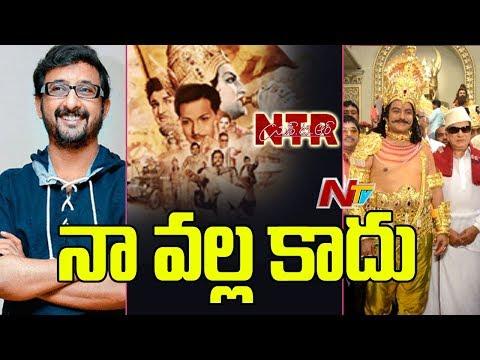 Break to Nandamuri Balakrishna's NTR Biopic