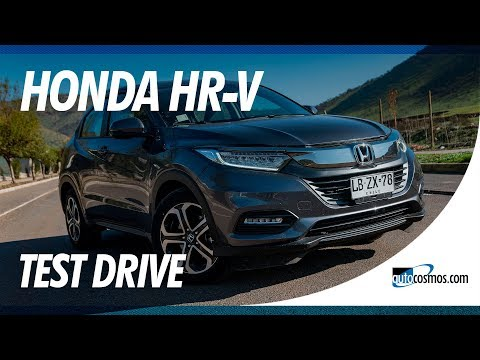 Test drive Honda HR-V
