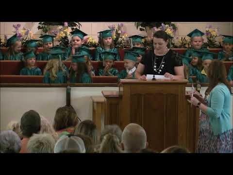 Kindergarten Graduation 2019