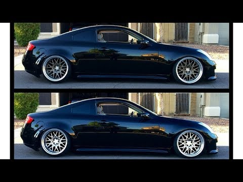 G35 - What WHEELS should I buy?