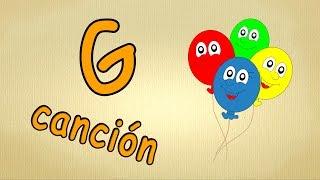 Abc Alphabet Song En Español  La  G Cancion  Canciones Infantiles