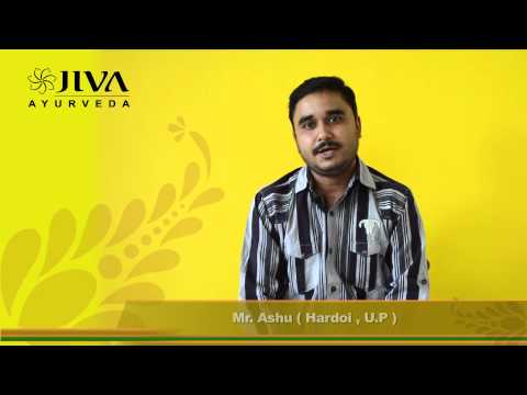 Mr. Ashu's Healing Story at Jiva Ayurveda-Treatment of Muscle & Nerve Pain