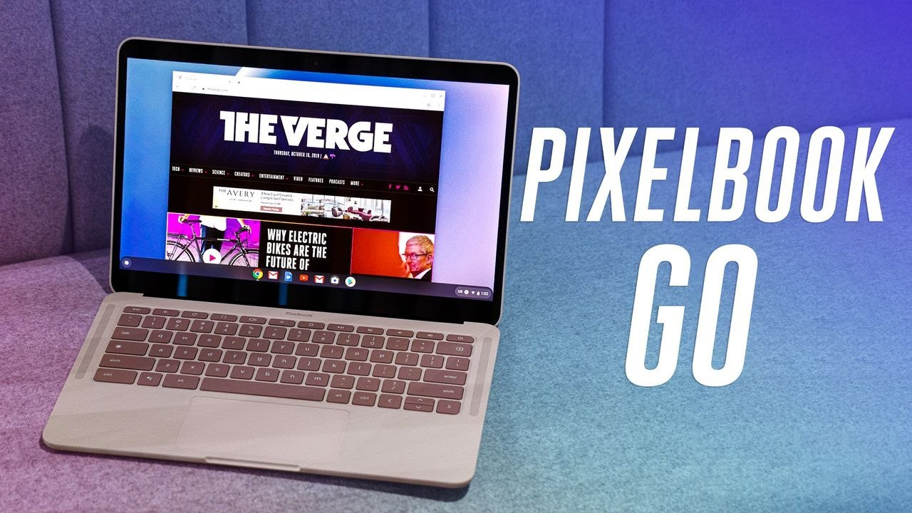 Pixelbook Go hands-on: Google's cheapest Chromebook yet thumbnail