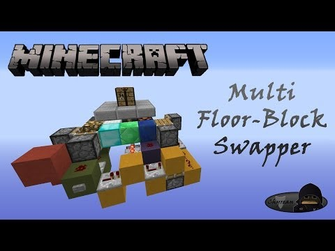 minecraft block swapper