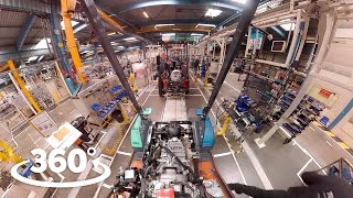 Toyota VR / 360° Factory Tour