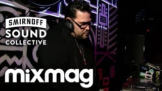 Brobot Records : JUNIOR SANCHEZ & BLAQWELL In The Lab NYC