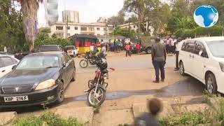 MP Jaguar irate supporters engage police in running battle as they