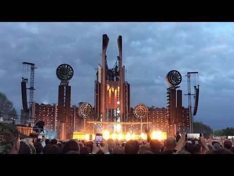 Rammstein - Zeig Dich (live in Riga concert 2019)