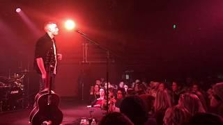 Dermot Kennedy - All My Friends (Live in Seattle 3/28/18)