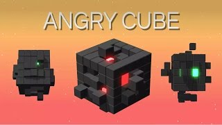 Angry Cube [Android/iOS] Gameplay ᴴᴰ