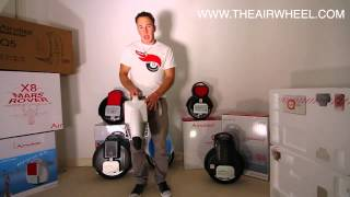 Which AirWheel Is Best For Me?