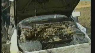 preview picture of video 'paredes de nava autocross las pedrajas'