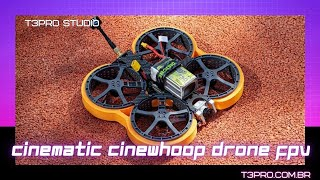 Cinematic Cinewhoop Drone FPV GoPro Session 4
