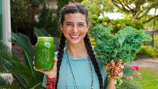 3 Foods You NEED TO JUICE DAILY To Protect Yourself   Healthy Juice Recipe 🌱