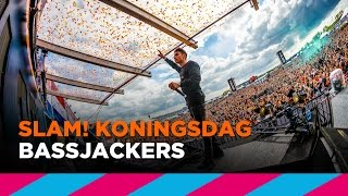Bassjackers - Live @ SLAM! Koningsdag 2017