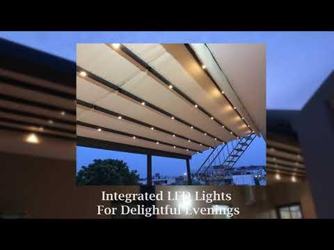 Smart Retractable Roofs