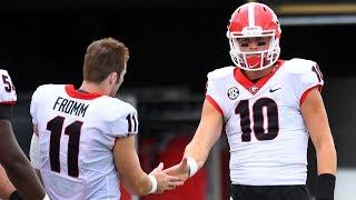 Will Jacob Eason and Jake Fromm Return to Georgia? | Stadium