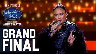 MARION JOLA - MEDLEY SONG - GRAND FINAL - Indonesian Idol 2021