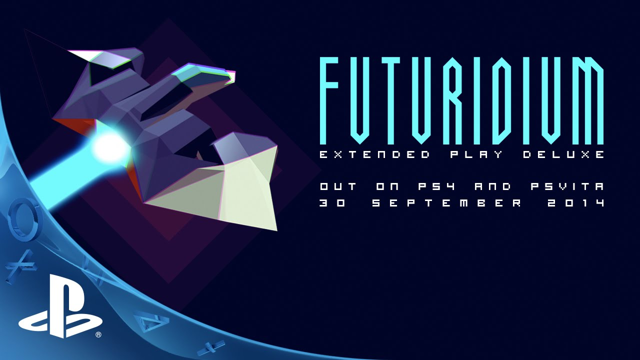 Futuridium EP Deluxe Races to PS4, PS Vita Tuesday