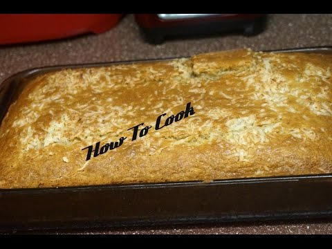 HOW TO MAKE JAMAICAN TOTO CAKE OR TOTO BREAD RECIPE JAMAICAN ACCENT 2016