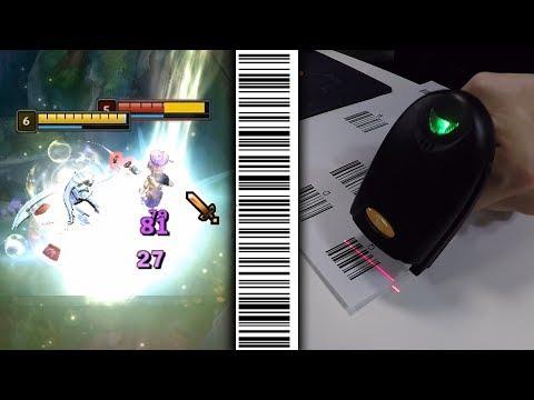 LoL mit Barcode Scanner spielen | edit. Gameplay [Deutsch]