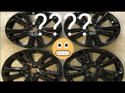 2017 Chrysler 200 wheel covers or new wheels
