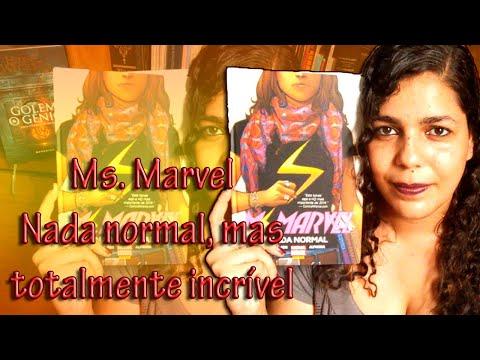 VEDA #25: HQ Ms. Marvel - Nada Normal