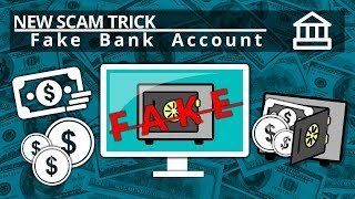 Tech Scammers Shows His Fake Bank Account!