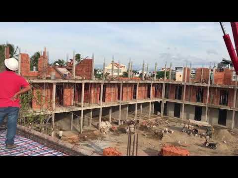 Xây dựng Trường Liên cấp - Hoa Sen tại khu K1 Ninh Thuận