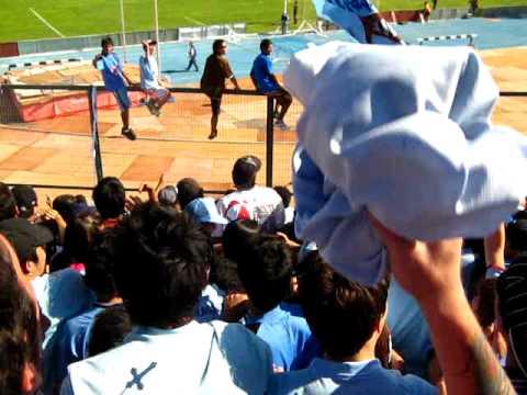 """""""La*Revo Iquique... Canta y Salta conmigo (8)"""" Barra: Furia Celeste • Club: Deportes Iquique"""