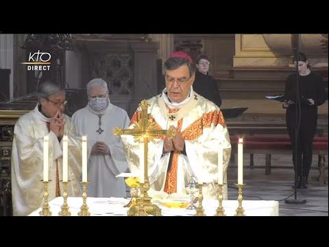 Messe du 2 mai 2021 à Saint-Germain-l'Auxerrois