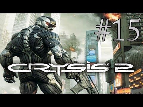 Прохождение Crysis 2, Перебои с энергией (15).